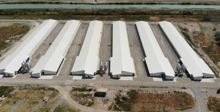 A contract has been signed for the construction of 6 poultry houses in the Barda region