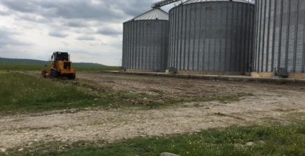 A contract has been signed to repair a feed storage facility in Ismayilli region